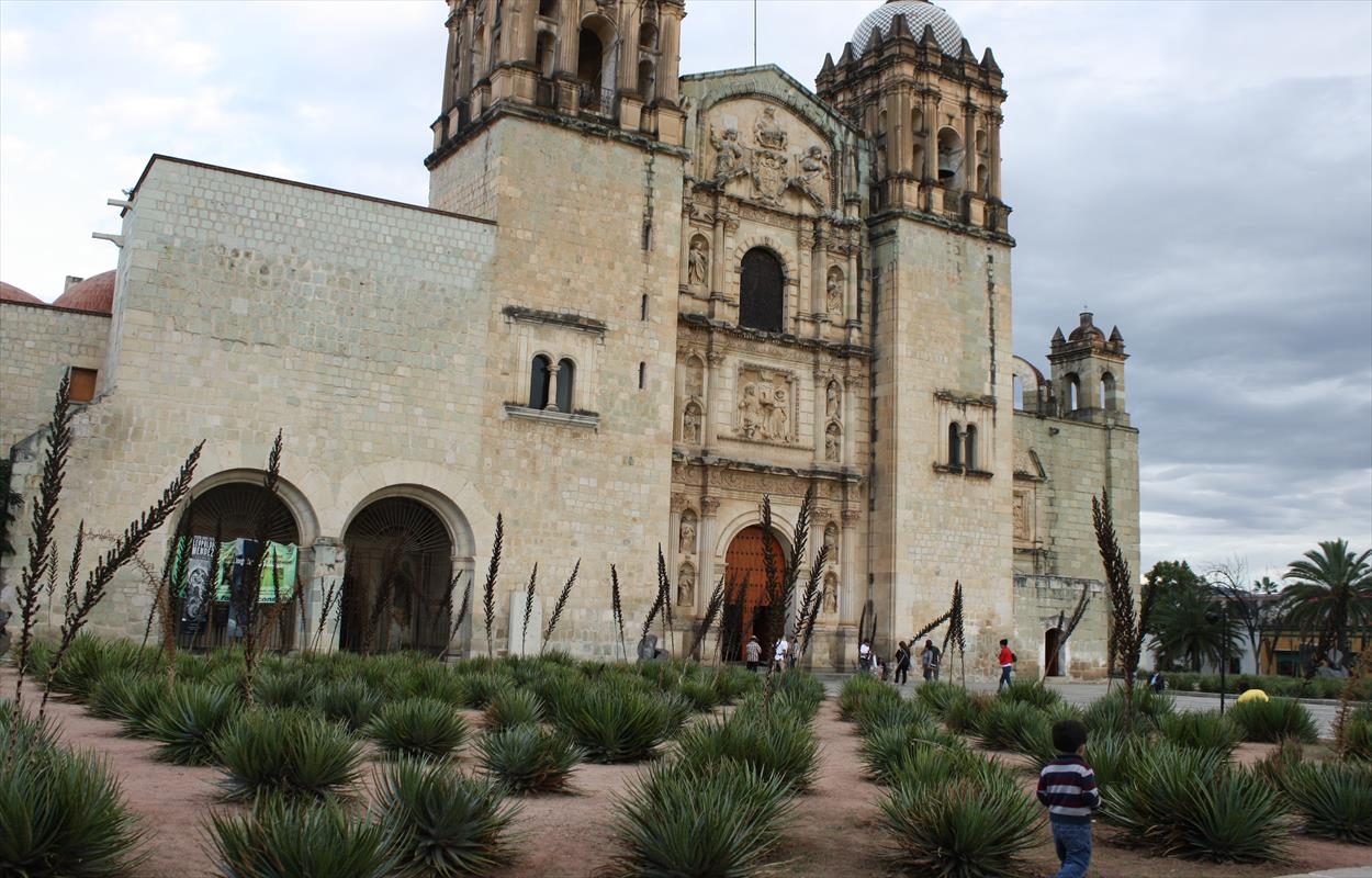 City tour Oaxaca